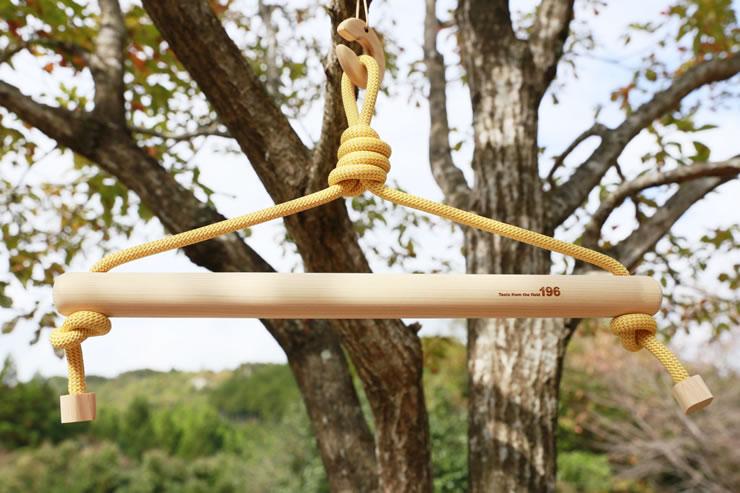 ハンガー 木製 キャンプ アウトドア おしゃれ