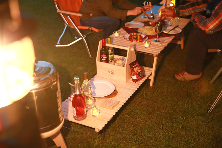 テーブル サイド 370用 ローテーブル