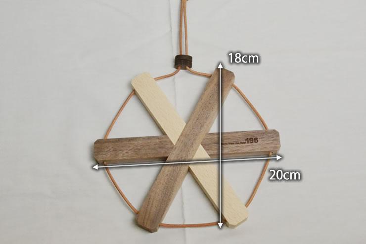 鍋敷き ダッチオーブン 木製 ウッド キャンプ アスタリスク ブナ材 ビーチ材 ウォールナット キャンプ用品