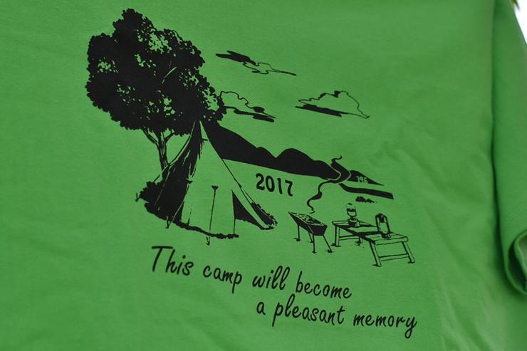 オリジナル Tシャツ 2017年